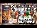 Netrunner Unboxing: Whispers in Nalubaale - Runner Cards