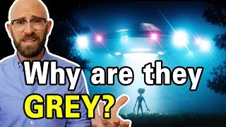 why-is-the-stereotypical-image-of-aliens-green-or-grey-bald-humanoids