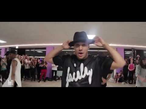 Timor Steffens (Solo + Boys) - Masterclass - Global Dance Centre 2015