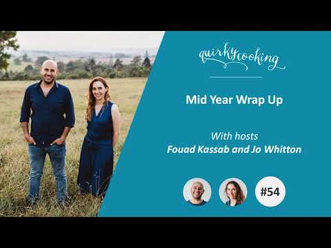 Mid Year Wrap Up - A Quirky Journey Podcast #54