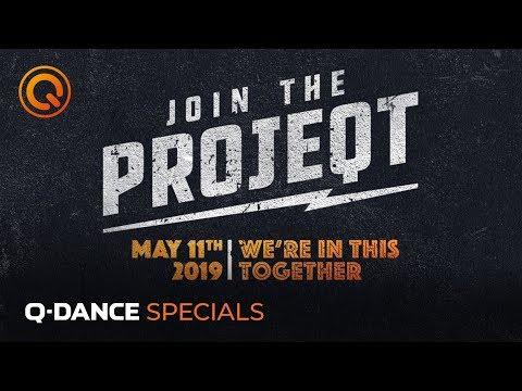 THE PROJEQT 2019 | Official Q-dance Trailer Mp3