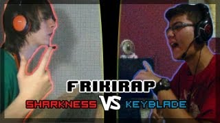 FRIKIRAP - SHARKNESS VS KEYBLADE