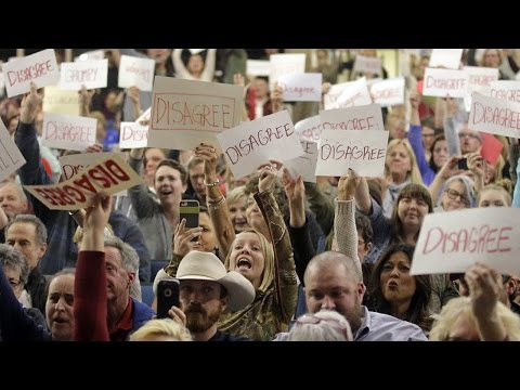 GOP Town Hall Meetings Interrupted Across The Nation Due To Organized Liberal Protesters (REACTION)