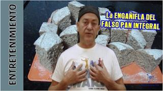 El fraude del falso pan Integral