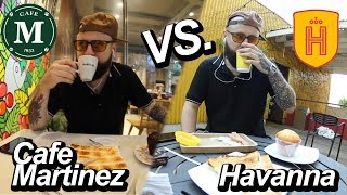 Havanna vs Cafe Martinez - Bajoneando por hay