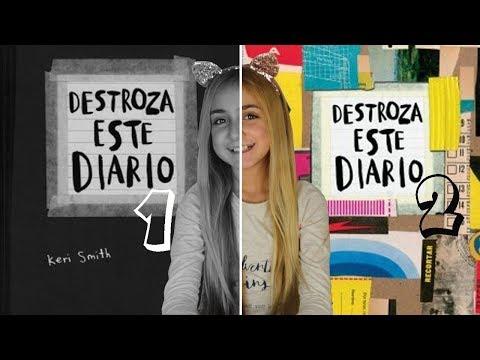 ¡¡ DESTROZO UN PLATO CON COMIDA !! Especial NAVIDAD Destroza este diario + SORTEO - Silvia Sánchez