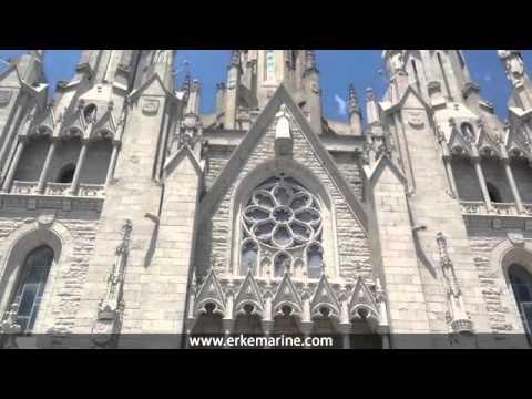 ERKE Marine, Church of Tibidabo - Catalonia / Barcelona - www.erkemarine.com