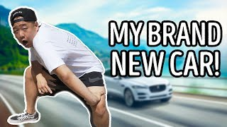 MY BRAND NEW CAR!