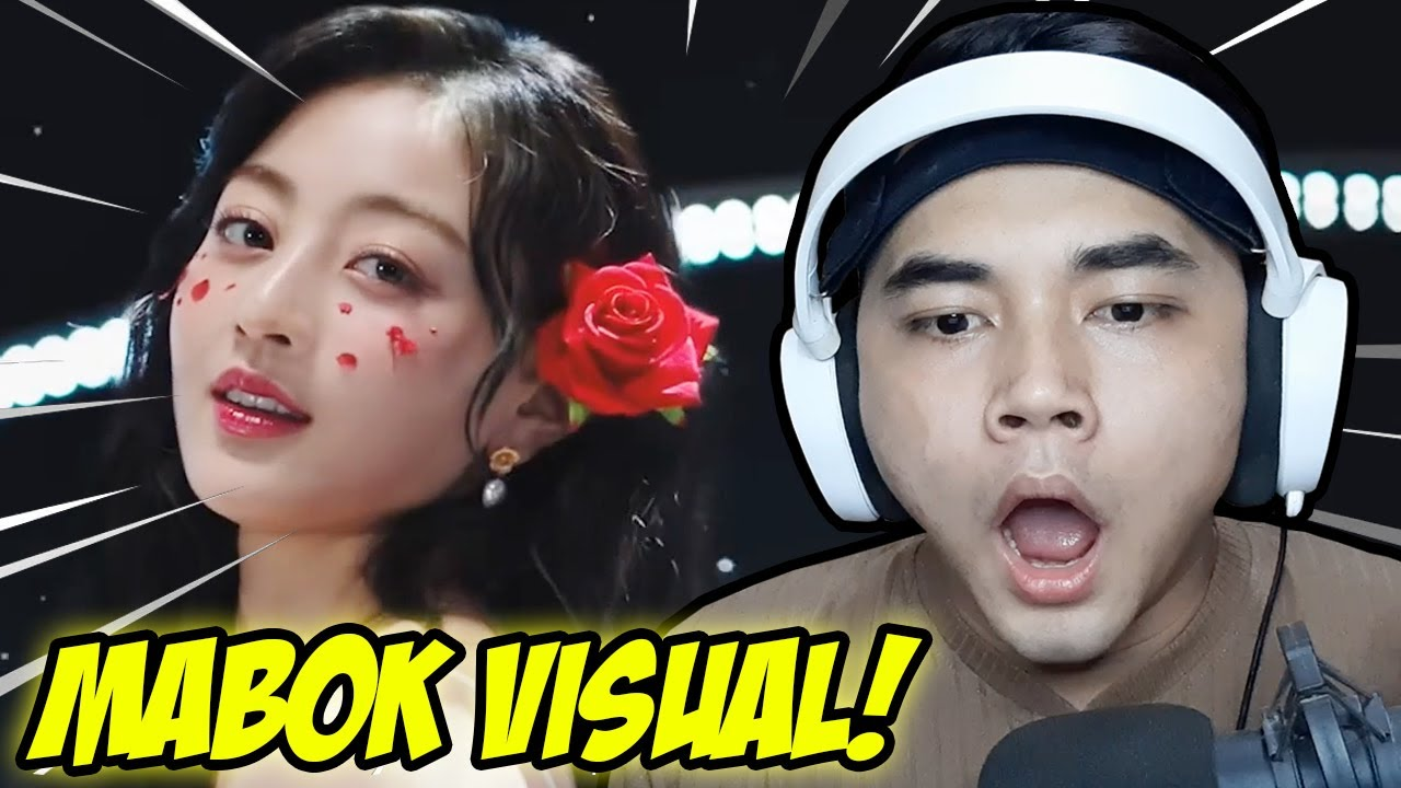 SEMUA MINUMAN KALAH SEGER SAMA MEREKA! - TWICE - Alcohol Free [MV] Reaction - Indonesia