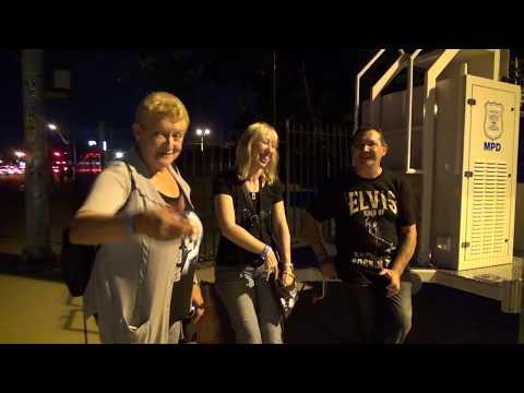Elvis Week Graves, Graceland and More Da Spa Guy DSG 74