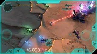 Halo: Spartan Assault Demo - SDCC 2013