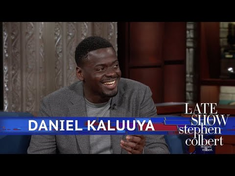 Daniel Kaluuya: 'Get Out' s How White People Say Weird Stuff