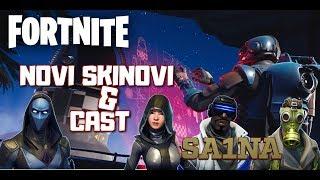 ¡Fortnite New Skins! ¡El primer elenco de Fortnite balcánico!