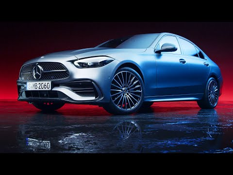 2022 Mercedes-Benz C-Class reveal – The small S-Class
