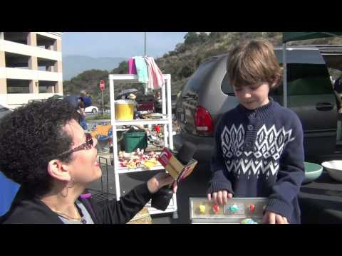 Glendale College Swap Meet on the Gateways Television Show (HD)