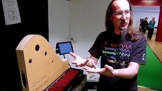 La Voix du Luthier Onde Speaker For Electronic Instruments
