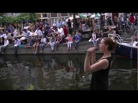 Whatever Lola Wants Lola Gets - Evelien Meijer - Jazz in de Gracht Den Haag 2012