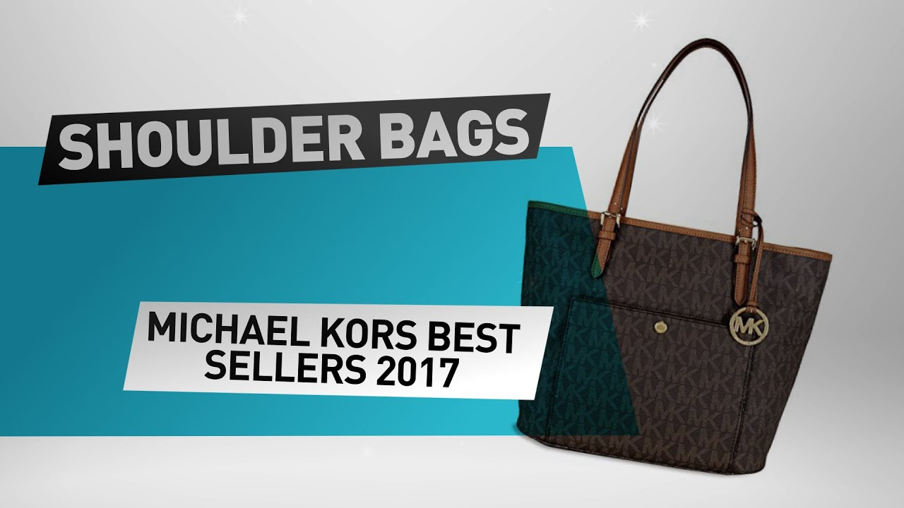 Shoulder Bags Michael Kors // Amazon Best Sellers 2017