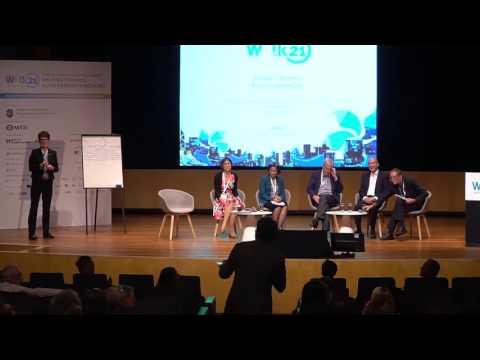 Walk21 Hong Kong Conference   Day 4 Interactive Panel Taking action for Hong Kong  Group Discussion