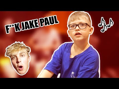 Thumbnail: A 9 YEAR OLD MADE A DISS TRACK ON ME