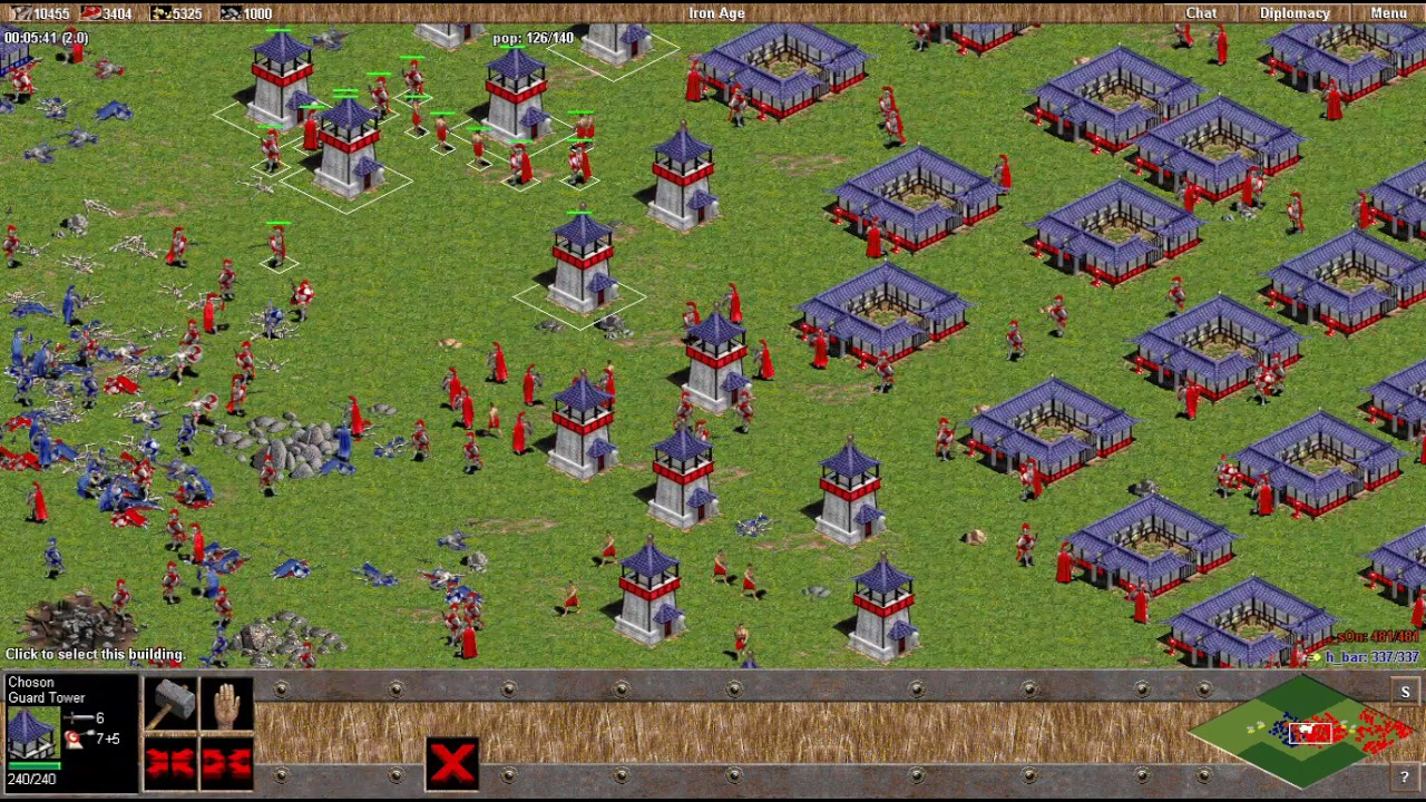 Age Of Empires Expansion der aufstieg Roms Cheats