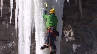 Bold Ice Climb Solo Techniques by Stas Beskin