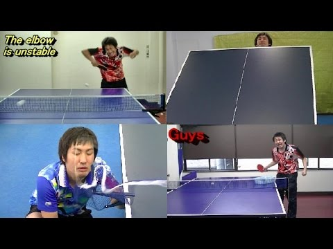 LIFE IS PING PONG (卓球部あるある English ver.)