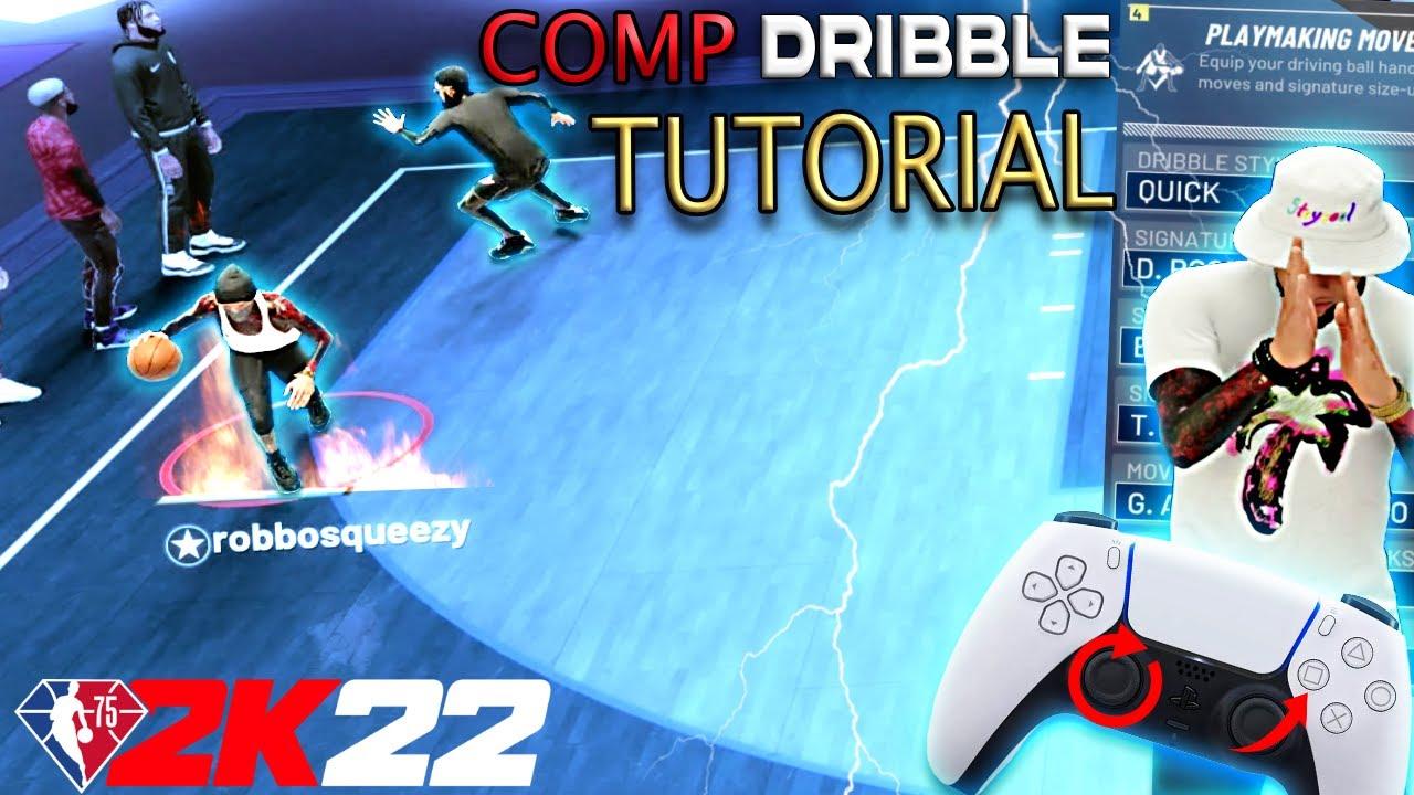 BEST DRIBBLE MOVES IN NBA 2K22 (SEASON 2) - FASTEST DRIBBLE MOVES & COMBOS IN NBA2K22! DRIBBLE G0D