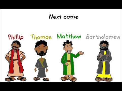 Apostles song