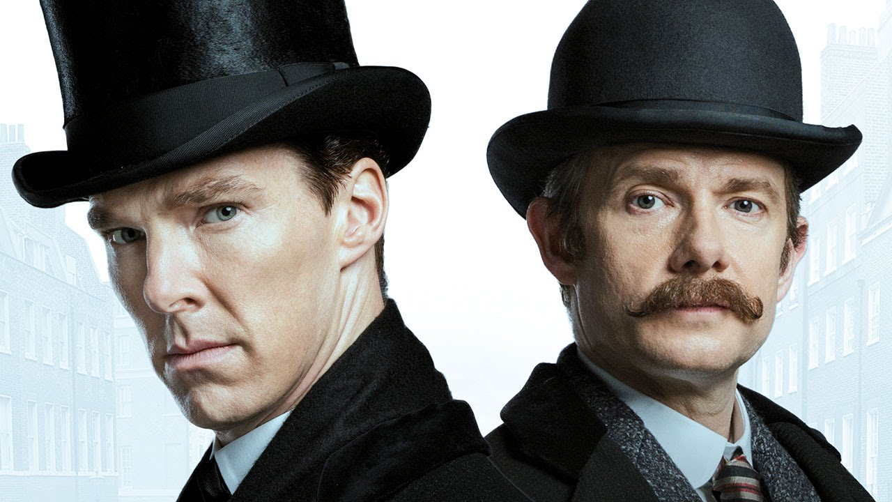 Sherlock - Die Braut des Grauens - Trailer [HD] Deutsch / German