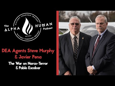 DEA Agents Steve Murphy & Javier Pena: The War on Narco-Terror & Pablo Escobar