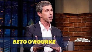 Beto O'Rourke on Democratic Debates, Immigration and Why He's Running for President