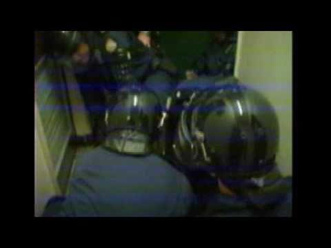 Police taser Perth prisoner