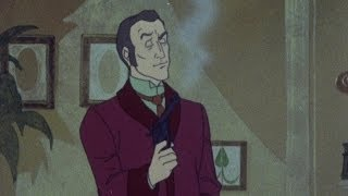 Sherlock Holmes: Study in Scarlet - An Animated Classic (Trailer)
