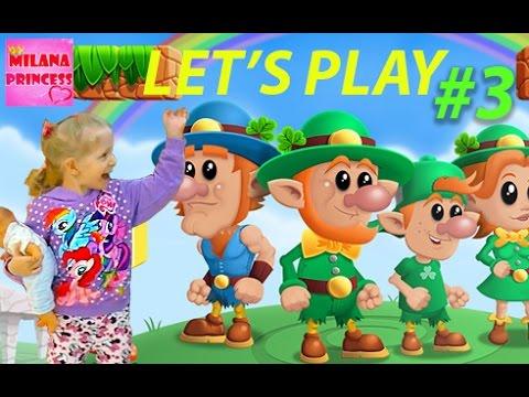 Прохождение игры Lep's World 3 ЧАСТЬ #3.  Детская игра похожая на Марио! Lets Play