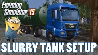 Fertilize and Seed with Courseplay ! | Manure Transporter | Farming Simulator 2015