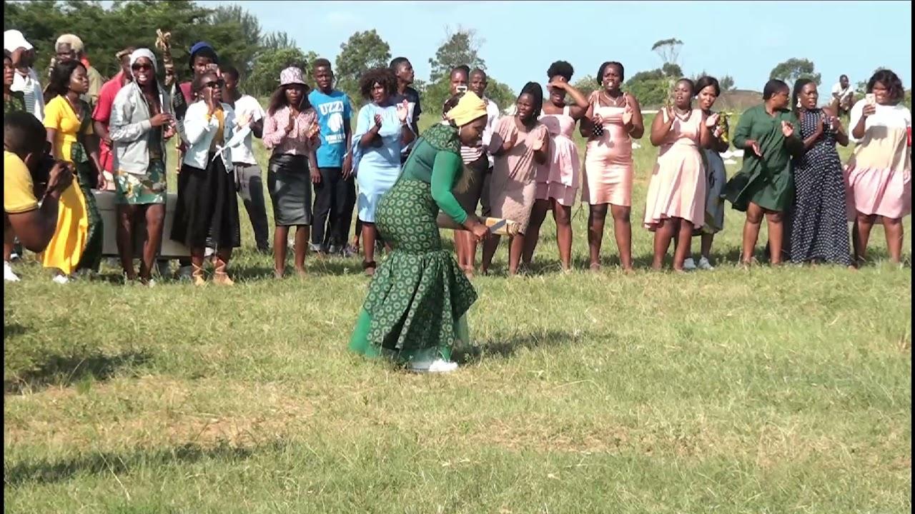 Download African  wedding, umshado wesizulu  mp4