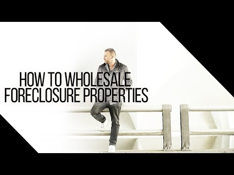 How To Wholesale Foreclosures | The Beginner's Guide With Nick Estes