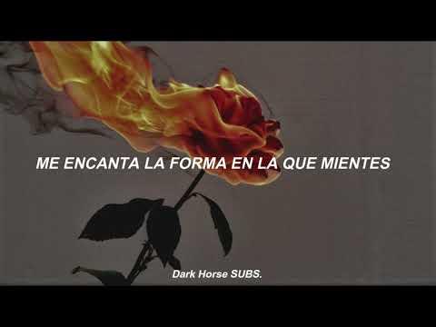 love the way you lie - rihanna // español