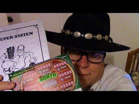 Poker Lotto Scratcher, ASMR