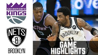 Kings vs Nets HIGHLIGHTS Full Game | NBA February 23