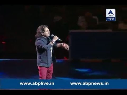 Singer Kailash Kher enthralls all at Sap Center, California prior to PM visit