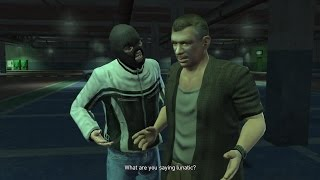 GTA 4 - Random Character #10 - Jeff (1080p) [3 Optional Encounters]