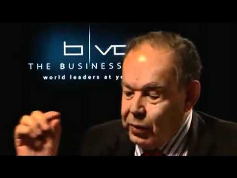 Edward de Bono on creative thinking in business part 1 of 2