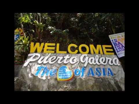 Puerto Galera, Mimaropa, Philippines. The Tropical vacation destination.