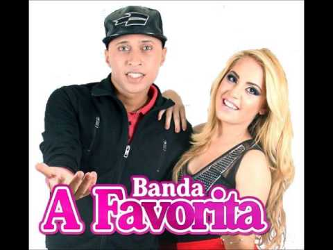 BANDA A FAVORITA - O MEU CORAÇÃO É ASSIM - MUSICA NOVA (2014)