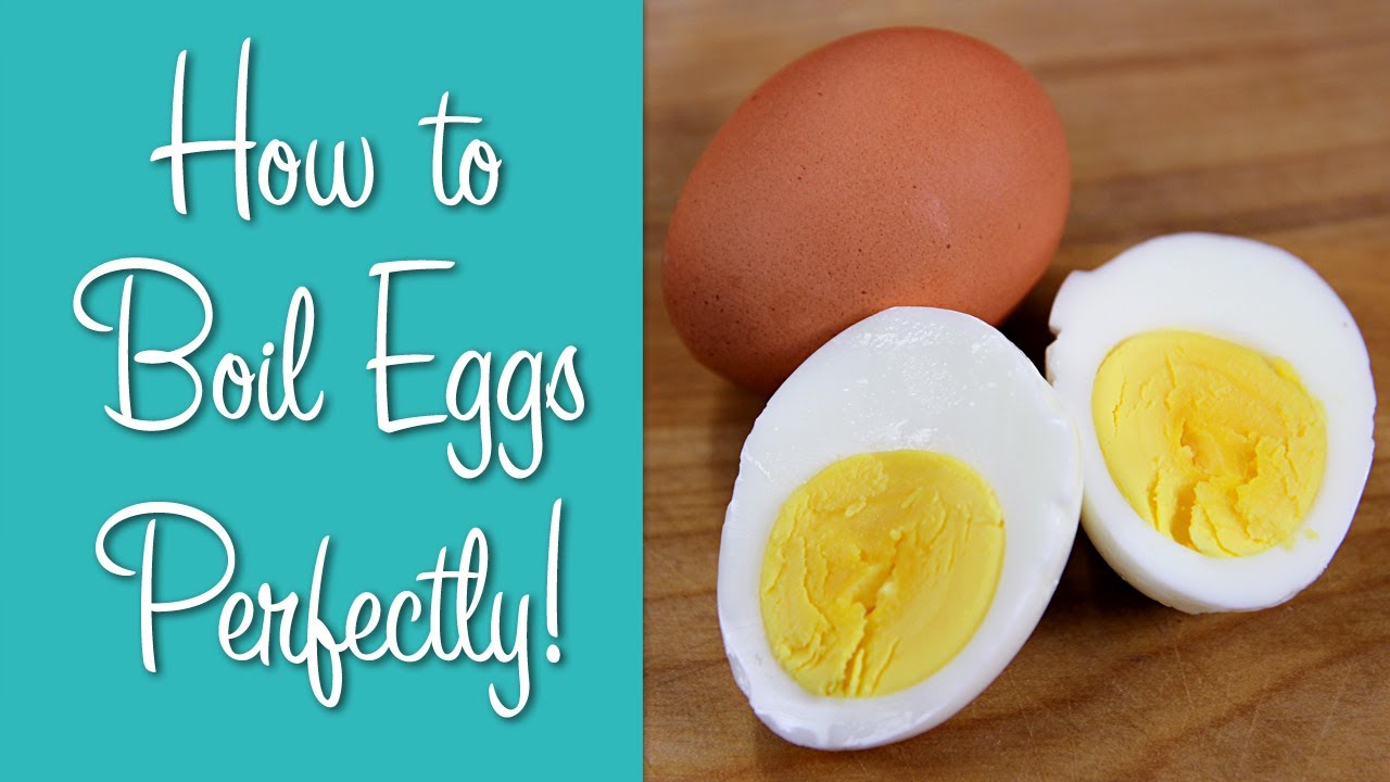 How long does it take to cook eggs