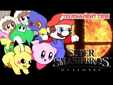 Super Smash Bros. Ultimate Arenas:)(ROAD TO 1k SUBS!) thumbnail