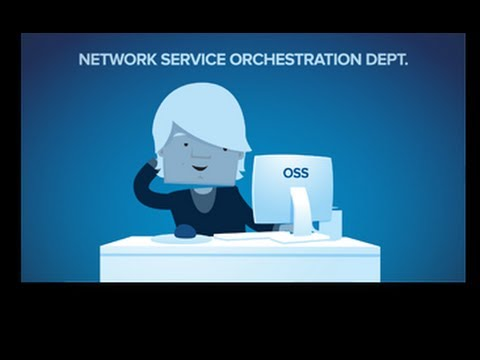 Tail-f Network Service Orchestration
