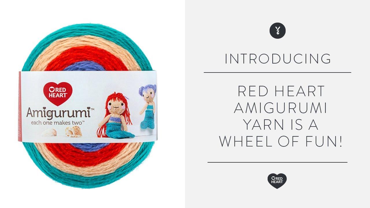 Red Heart® Amigurumi™ Yarn | 720x1280